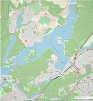 Karte Süden